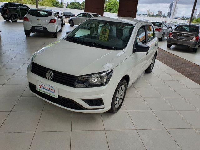 Volkswagen Gol MPI 2020 Único Dono - Foto 3