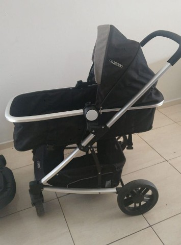 Carrinho de bebê travel system kiddo winner + Bebê conforto. - Foto 2