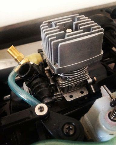 Troco automodelo a combustão  - Foto 2