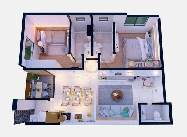 Apartamento à venda com 2 dormitórios em Carmo, Belo horizonte cod:20236