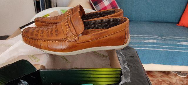 Sapato Masculino Zerado - Foto 5