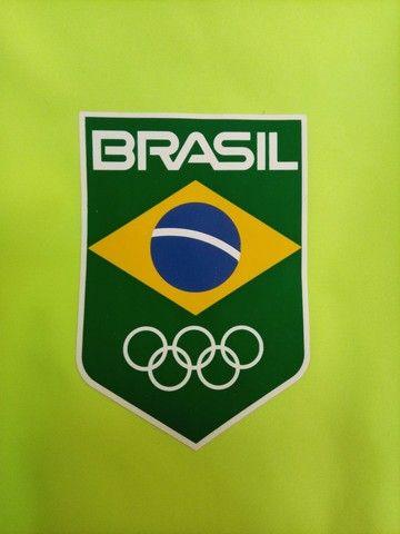 Jaqueta Nike Time Brasil (Rio 2016) - Foto 4