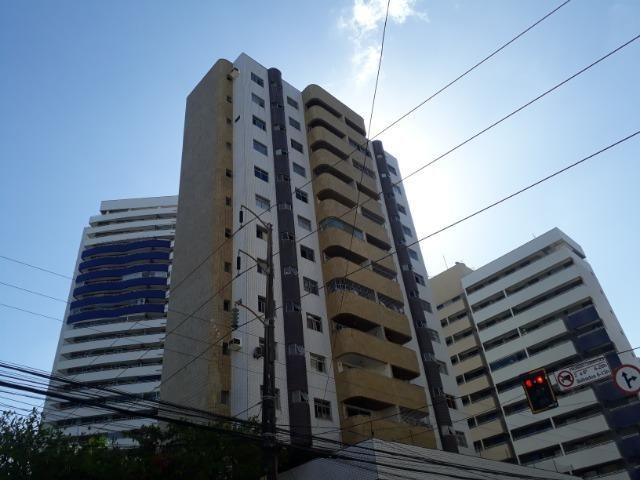 Apartamento 118m² com 3 suítes e 2 vagas Aldeota