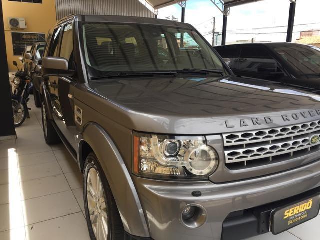 Land Rover Discovery4 SE 2.7 único dono! - Foto 8