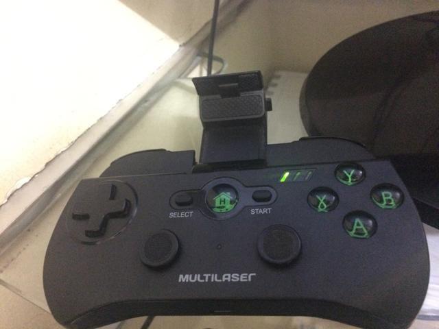 Controle de gamer p/celular