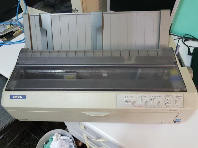 Impressora matricial Epson FX-2190 + 7 fitas