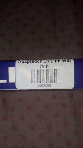 Lb-link wireless route repeat and play. novo 70 reais