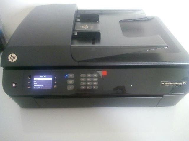 Impressora multifuncional HP 4646 jato de tinta