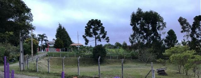 Chacara a 4 km do centro de Araucara 3.734,18 pronto para construir