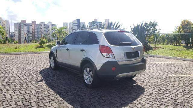 Chevrolet captiva 2012/2012 2.4 sfi ecotec fwd 16v gasolina 4p automático - Foto 8