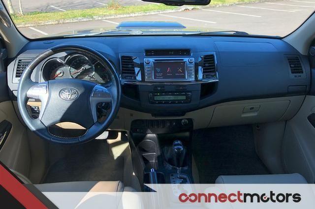 Toyota Hilux SW4 SRV 3.0 TDI Automático - 2014 - Foto 5