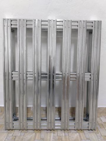 Pallet Metalico Galvanizado