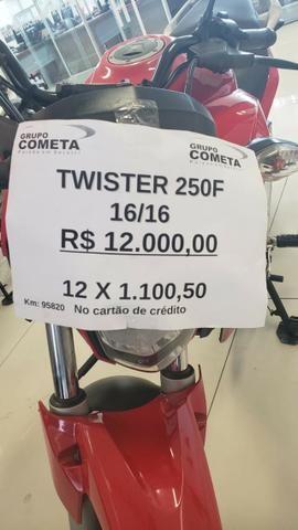 Cb 250 twister 16/16 - Foto 4