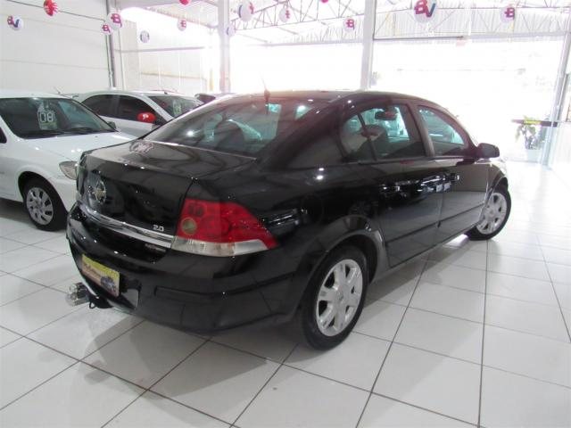 CHEVROLET VECTRA 2006/2006 2.0 MPFI ELEGANCE 8V FLEX 4P MANUAL - Foto 4