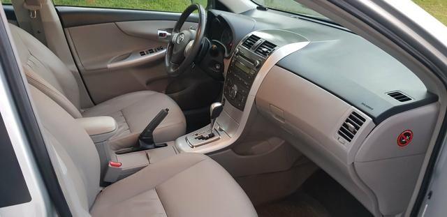 Corolla xei automático 2013 IMPECÁVEL - Foto 8
