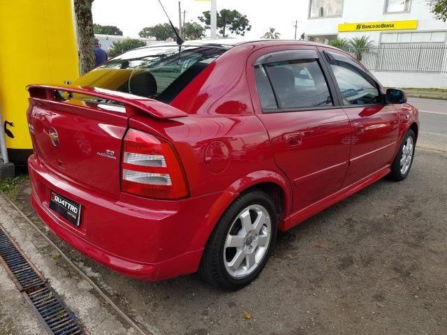 Gm Chevrolet Astra Hatch 2.0 flex 2009/2009 peq entrada mais 48x 599,00$ - Foto 4