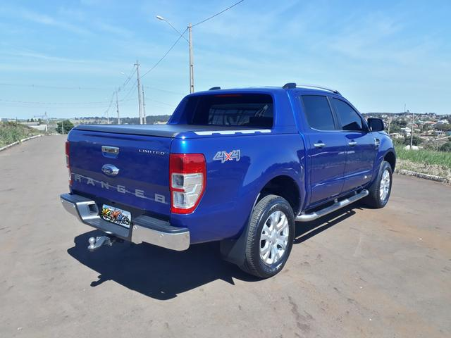 Ford/Ranger Limited 3.2 4x4 Automática - Foto 4
