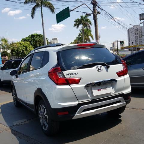 Honda wr-v ex motor 1.5 18/18 câmbio aut unico dono com 18.797 km rodados - Foto 7