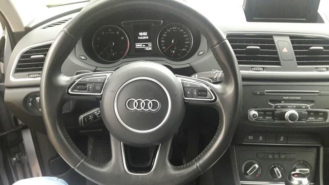 03- km super baixo *Audi Q3* 1.4 turbo + couro 2018 - Foto 5