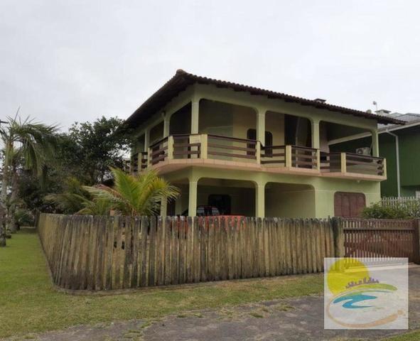 Sobrado com 5 quartos para alugar, 220 m² por R$ 1.900/dia Saí Mirim - Itapoá/SC SO0080