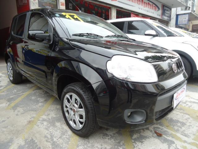 Fiat - Uno 2011 vicave completa! preço real!!! sem pegadinhas - Foto 3