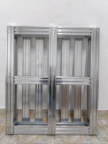 Pallet Metalico Galvanizado - Foto 6