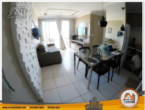 Vendo Apartamento no Bairro Jacarecanga Vista para o Mar - Foto 4