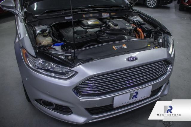 Ford Fusion Hybrid 2.0 CVT 2016 - Foto 4