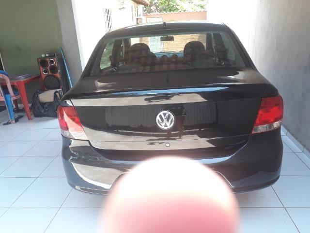 Vendo carro Voyage trend 1.6completo 2010 quitado em dias sem nenhuma restrição - Foto 5