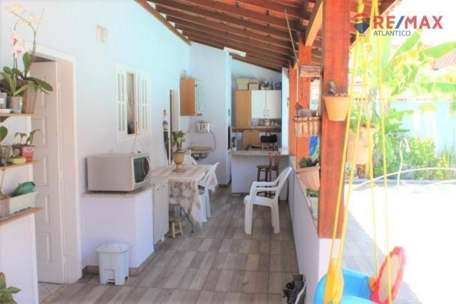 Casa com piscina e 2 dormitórios à venda centro - navegantes/sc - Foto 15