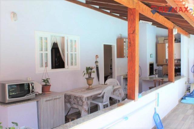 Casa com piscina e 2 dormitórios à venda centro - navegantes/sc - Foto 16