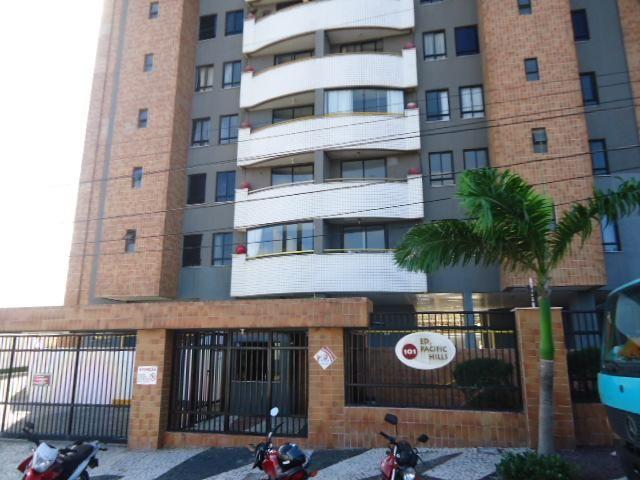 Apartamento para alugar com 3 dormitórios em Dunas, Fortaleza cod:26843