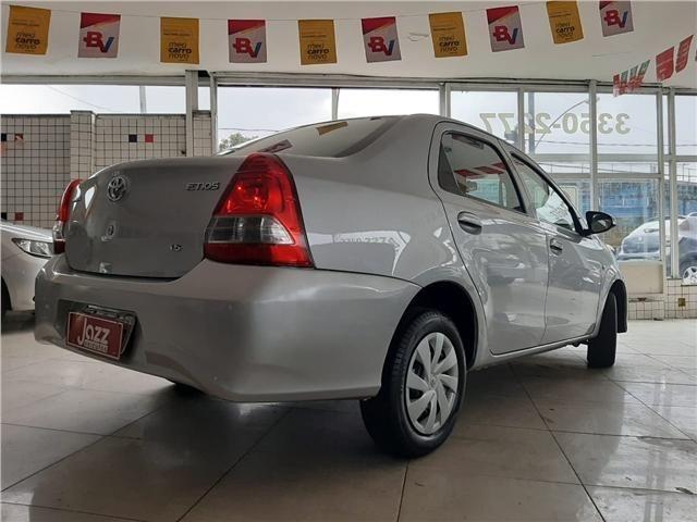 Toyota Etios 1.5 x sedan 16v flex 4p manual - Foto 6