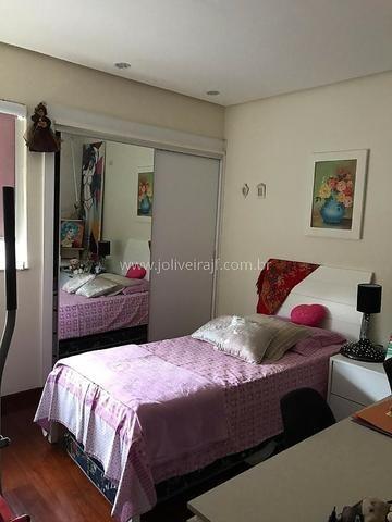 J2 - Excelente apartamento de 4 quartos, Elevador, slão de festas - Cascatinha - Foto 4