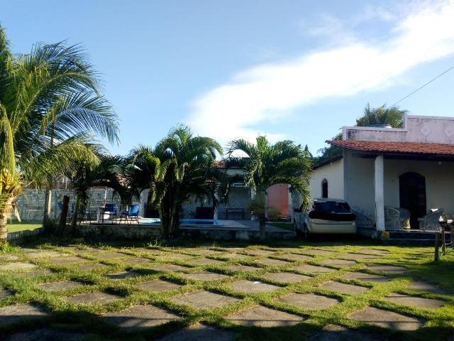 Casa de Praia com psicina e campo no Pacheco
