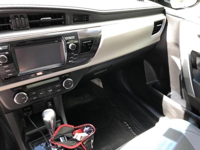 Corolla XEI 2.0 Flex - Único Dono + barato do RJ - Consigo Financiamento - 2017 - Foto 7
