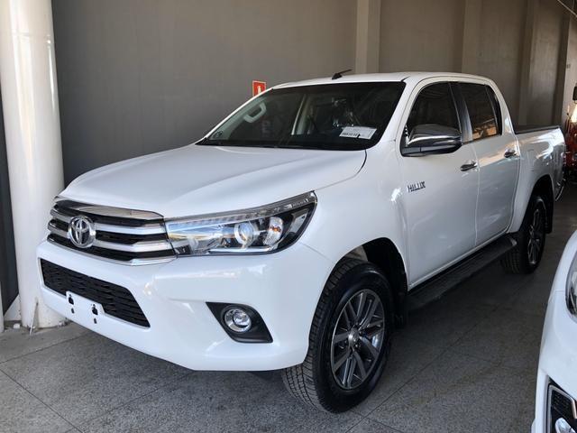 Toyota hilux 2.8 srx 4x4 cd 16v diesel 4p automático 2018