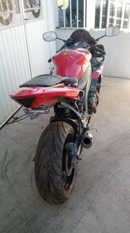 Moto Para Retirada De Peças / Sucata Yamaha Yzf R1 Ano 2005 - Foto 5