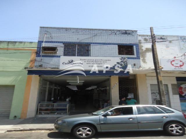 Apartamento para alugar com 1 dormitórios em Centro, Fortaleza cod:26983