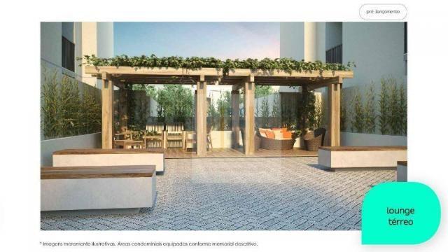 Apartamento com 2 dormitórios à venda, 48 m² - Cidade Industrial - Curitiba/PR - Foto 11