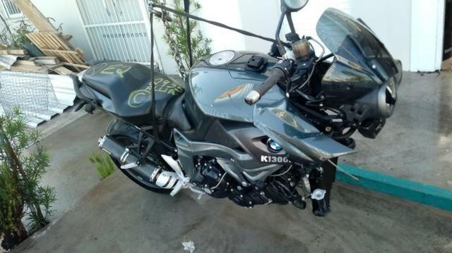 Moto Para Retirada De Peças / Sucata Bmw K1300 R Ano 2010 - Foto 4