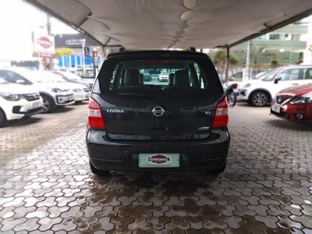 LIVINA SL 1.8 16V Flex Fuel Aut. - Foto 8