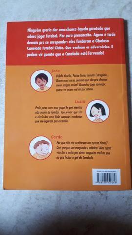 Livro paradidático- Melhor de Três - Vaga-lume Junior - Foto 2
