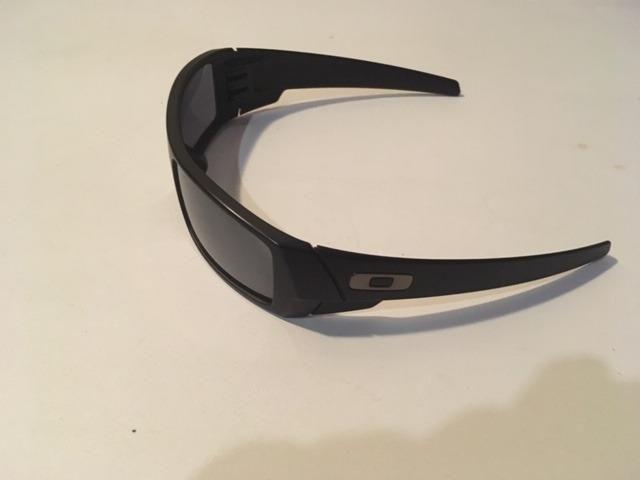 Óculos de Sol Oakley Gascan Preto Original - Bijouterias, relógios e ... d18b788737