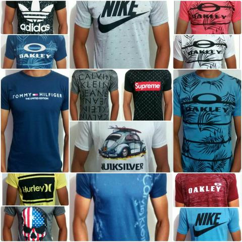 Camiseta Multimarcas - Roupas e calçados - Cidade Martins de949a253bcb6