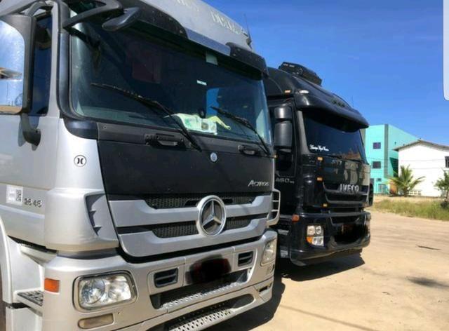 Mercedes - Benz Actros 2011 - Caminhões - Vitória 495c5075efc80