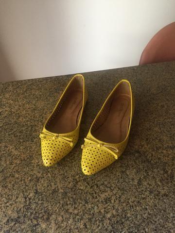 Sapatilha Dafiti Amarelinha - Roupas e calçados - Funcionários 137c0fa63bd