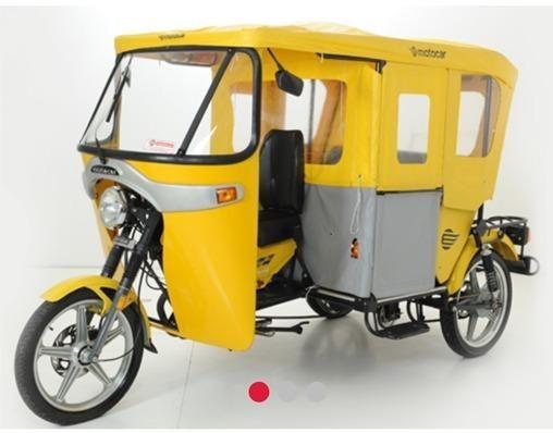 Motocar Mtx-150 Triciclo MTX 150 2016 - novo sem uso com nota fiscal