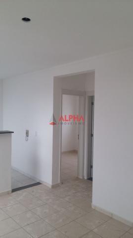 Apartamento à venda com 2 dormitórios em Nova baden, Betim cod:6989