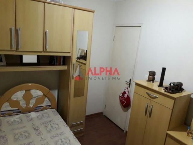 Apartamento à venda com 3 dormitórios em Senhora das graças, Betim cod:5193 - Foto 6